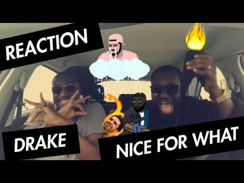 REACTION DRAKE - NICE FOR WHAT 🇫🇷 | ZEROA100