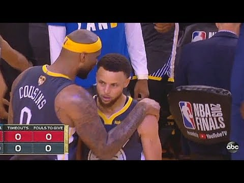 Stephen Curry Chokes Again But This Time In Game 6 Of 2019 NBA Finals!