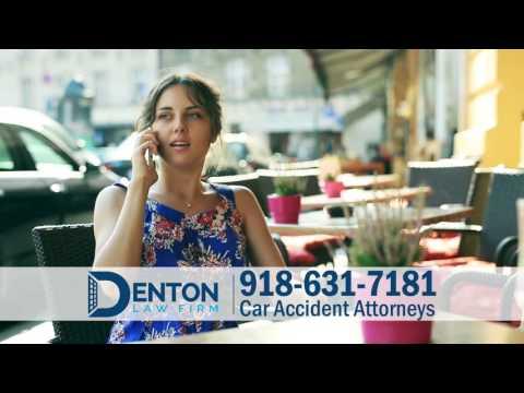 Denton Law Firm Car Accident Commercial - Life Moves Fast