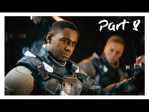 Call of Duty Infinite Warfare Gameplay Part 8 - Asteroid - Campaign Mission 8 (COD IW) #Indonesia