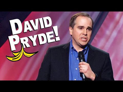 David Pryde - Winnipeg Comedy Festival