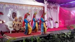 """Tari Zapin Melayu-Lesti, Sanggar Seni """"BENING"""" Kota Lubuklinggau Sumatera Selatan"""