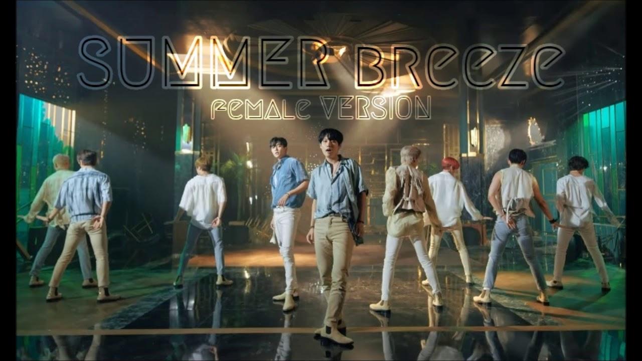 SF9  'Summer Breeze' [Female Version]