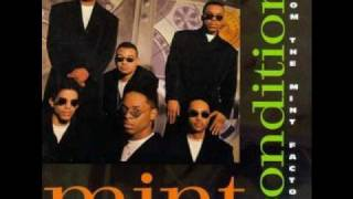 Mint Condition - Someone To Love