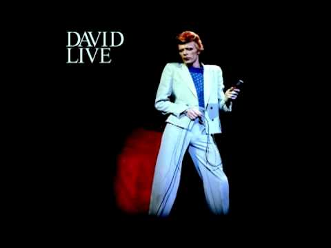 David Bowie - Rock 'N' Roll With Me (Live) (Great quality)
