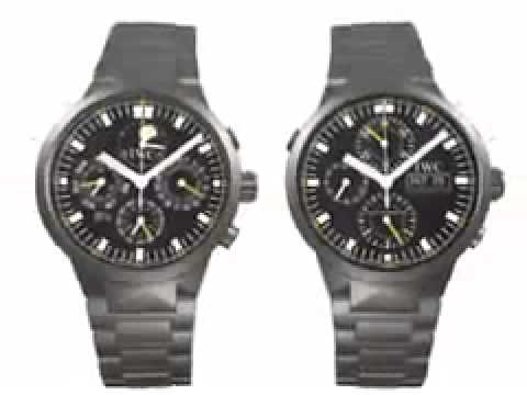 Nice animation_movie of the IWC GST watch