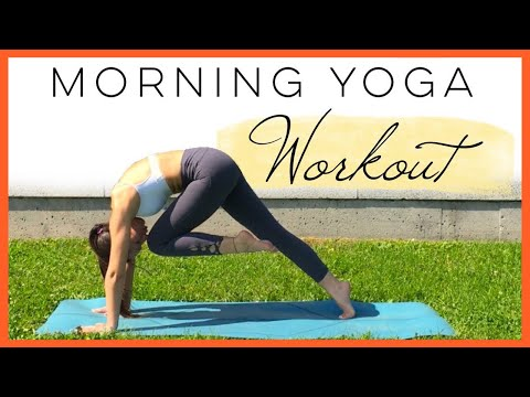 10 Minute Morning Yoga Workout Power Flow