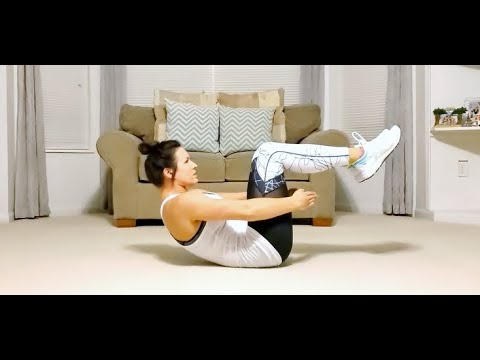 XTREME FITNESS AB TONING WORKOUT