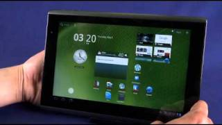 Acer Iconia A500 video review