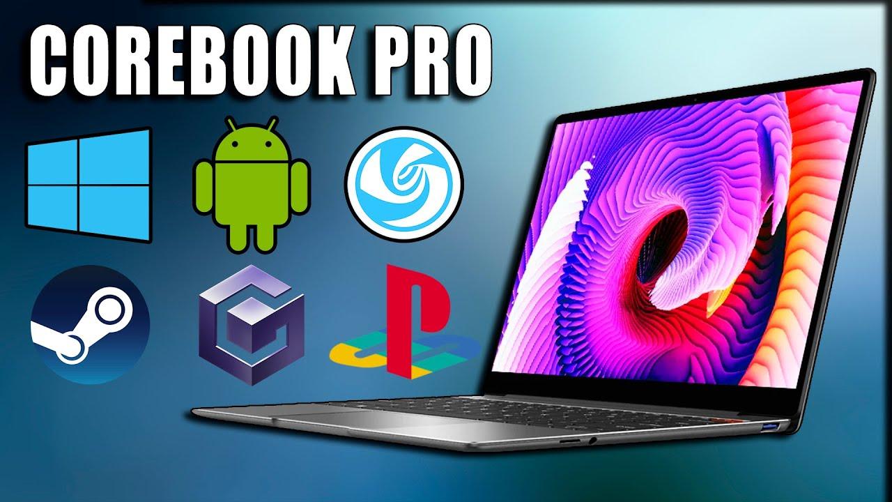 $399 Metal Laptop? Corebook Pro Review