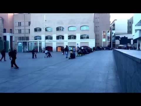 Skating Paradise in Barcelona!