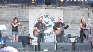 "The Devil Makes Three (with MorganEve): ""St. James Infirmary"" @ Newport Folk Festival 2014"