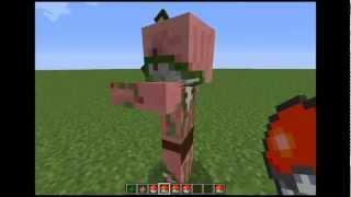 КвадроБОЛЛ! Моды для Minecraft #9