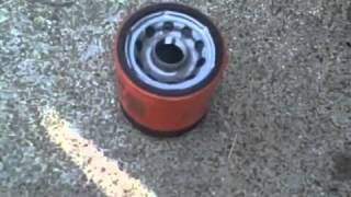 Toyota Corolla Oil Change How To Video