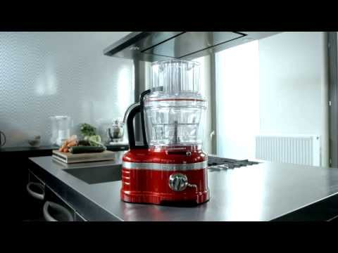 KitchenAid - Функции кухонного комбайна