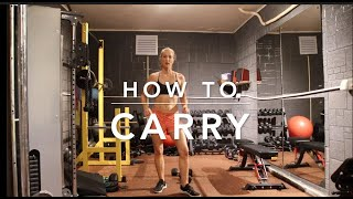 How to Carry Masterclass
