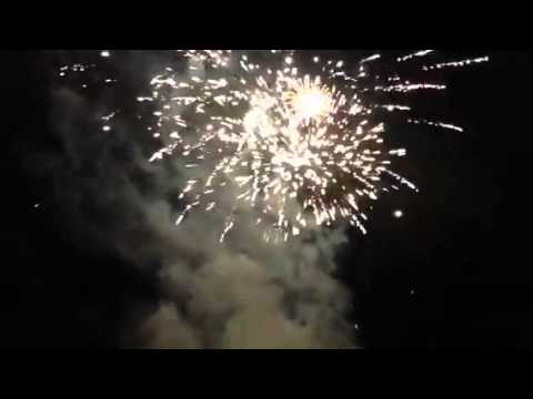 Osage Casino Caney Valley Speedway - 9/11 Fireworks Tribute