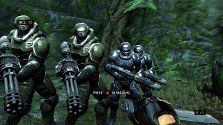 Turok Xbox 360: Lost Valley Co-op Thunderstruck glitch 2016 HD