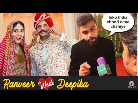 Deepika Ranveer Marriage Spoof    The Screen Patti