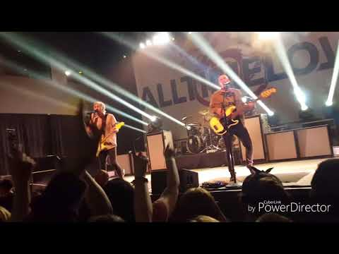 All Time Low - The District in Sioux Falls, South Dakota 4/15/18