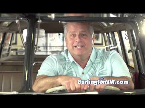 It's the Endless Summer Sales Event at Burlington VW!