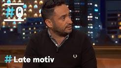 Late Motiv: Entrevista a Juan Antonio Bayona #LateMotiv121 | #0