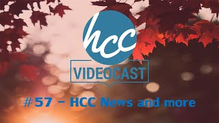 Videocast #57 - HCC News and more