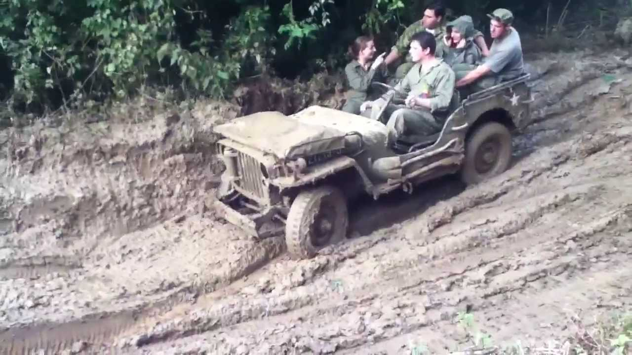 Willys 1940-45 terrain 4x4