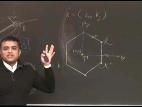 Lecture 3: Compound Semiconductor Materials Science (3D & 2D Semiconductor Bandstructure)