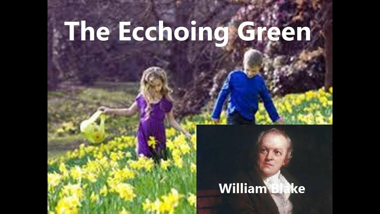 summary of the echoing green by william blake