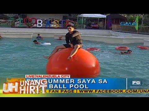 Unang Hirit: Pooltastic experience sa Wave Ball Pool