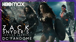 Zack Snyder's Justice League | Countdown Tease | HBO Max