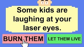 I Chose to Melt Kids with my Superhero Powers - Nirvana