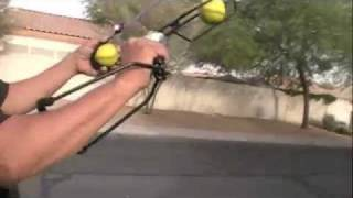 Extreme Tennis Ball Launcher
