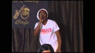 Iyah Konscious performs Work It Out  live @ Bajan Broughtupsy