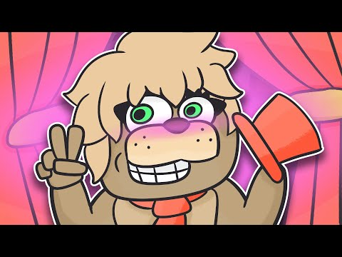 Minecraft Fnaf Nedd Bear Becomes A Girl (Minecraft Roleplay)