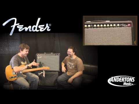 Fender Supersonic Twin Demo - Part 1 Of 2