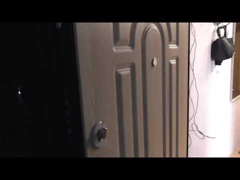 Дверь входная Ньюкасл. Высокая тепло и шумоизоляция. Отличная защита.
