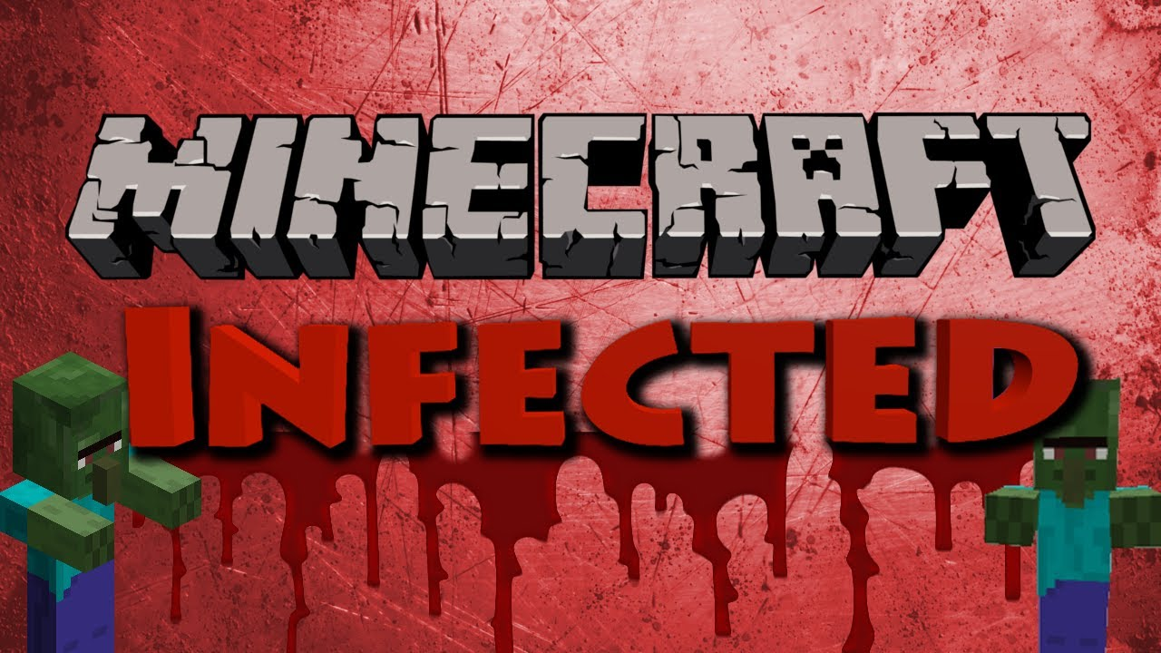 Minecraft: MC Infected Server - YouTube