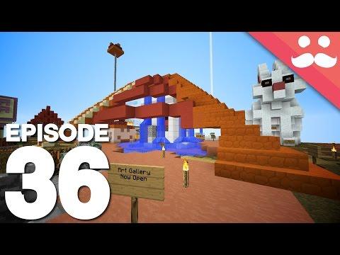 Hermitcraft 4: Episode 36 - Organic Golems...