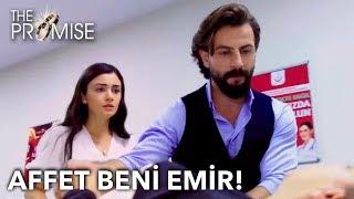 Affet beni Emir! | Yemin 91. Bölüm