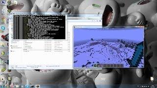Как сделать сервер на Minecraft 1.6.4 с НУЛЯ!