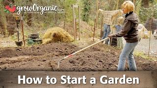 Het Starten van een Tuin