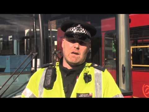 Metropolitan Police bus drivers