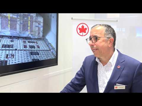 Vito Cerone, MD, Sales And Commercial Strategy, Air Canada Cargo At Air Cargo Europe 2019