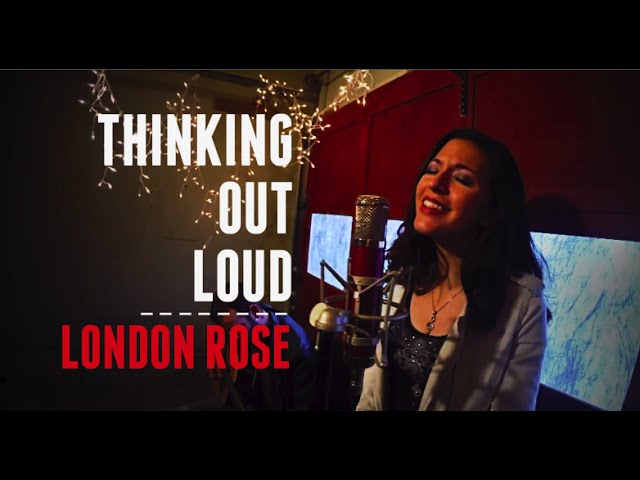 Thinking Out Loud (Ed Sheeran Cover)
