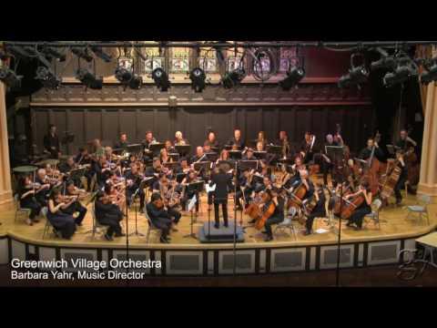 Dvorak - New World Symphony - selections - GVO
