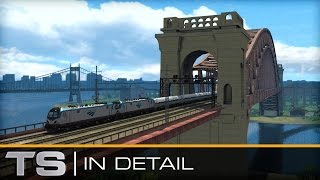 In Detail: NEC: New York-New Haven