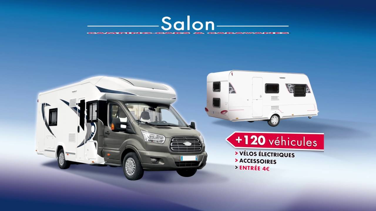 salon camping cars caravanes de compi gne 2016 youtube. Black Bedroom Furniture Sets. Home Design Ideas