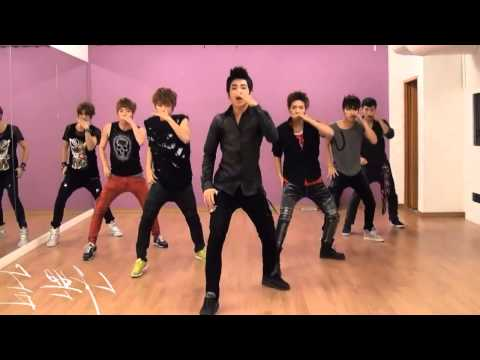 100% Bad Boy Dance Mirrored Dạy Nhảy